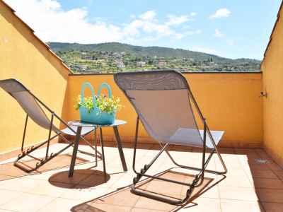 Panoramic roof terrace