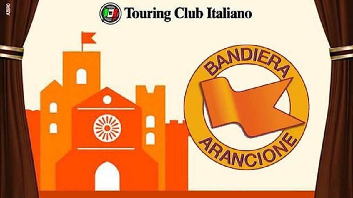 Bandiera Arancione Touring Club Italia